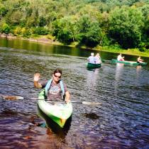 Riverwood Canoe 1