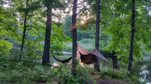 Island Laske Canoe Camp-41