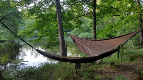 Island Laske Canoe Camp-44