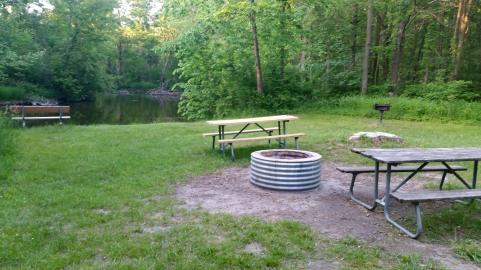 Island Laske Canoe Camp-46