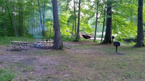 Island Laske Canoe Camp-48