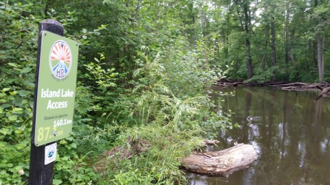 Island Laske Canoe Camp-64