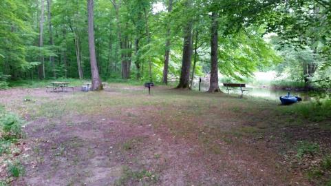 Island Laske Canoe Camp-66